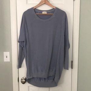 t. la (Anthropologie) sweatshirt